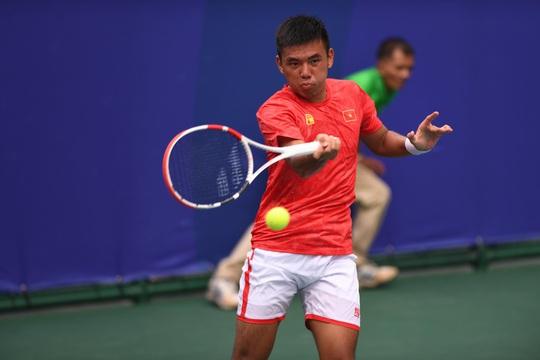Hoàng Nam - Daniel Cao Nguyễn gặp nhau trận chung kết đơn nam quần vợt - Ảnh 3.