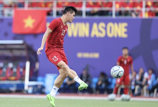 U22 Việt Nam hạ gục Campuchia 4 sao, giành vé vào chung kết - Ảnh 1.