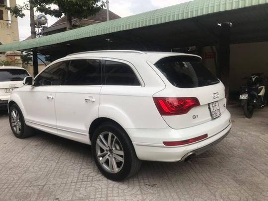 Làm rõ vụ 2 ô tô hiệu Audi có biển số và giấy tờ trùng nhau ở Đồng Nai - Ảnh 1.