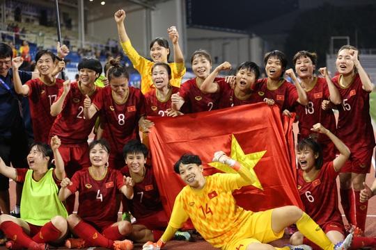 Novaland thưởng 850 triệu đồng cho tuyển nữ Việt Nam - Ảnh 2.