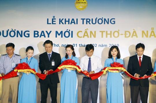 Vietnam Airlines khai trương đường bay Cần Thơ – Đà Nẵng - Ảnh 1.