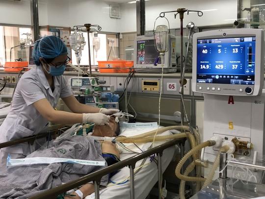 Đón Tết trong bệnh viện - Ảnh 2.
