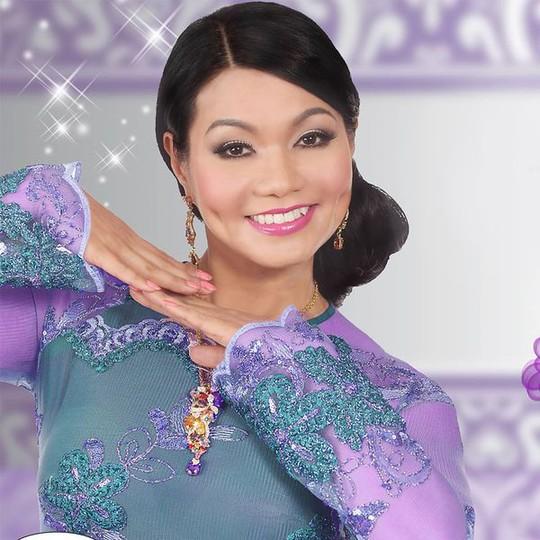 Sau vụ hủy live show, Ngọc Huyền về nước diễn Long phụng kỳ duyên - Ảnh 1.