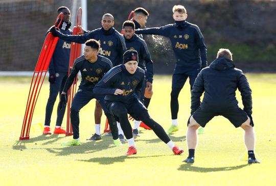 Đại chiến Man United- PSG: Thời cơ vàng của Quỷ đỏ - Ảnh 1.