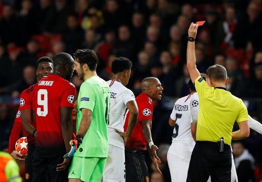 Bi kịch thẻ đỏ Pogba, Man United thua thảm tại Old Trafford - Ảnh 6.