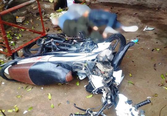 Xe container gây tai nạn liên hoàn nghiêm trọng, 4 người thương vong - Ảnh 7.