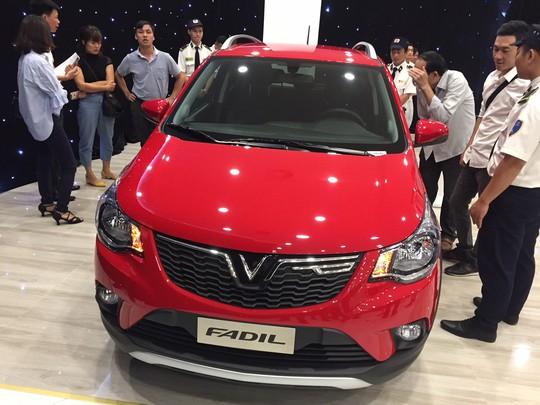 TP HCM dẫn đầu số đơn đặt cọc mua xe hơi VinFast - Ảnh 3.