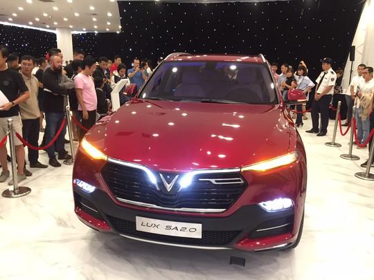 TP HCM dẫn đầu số đơn đặt cọc mua xe hơi VinFast - Ảnh 1.
