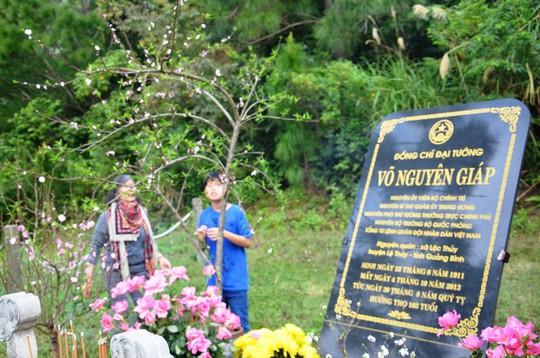 Về Vũng Chùa - Đảo Yến cùng ăn Tết với Đại tướng Võ Nguyên Giáp - Ảnh 4.