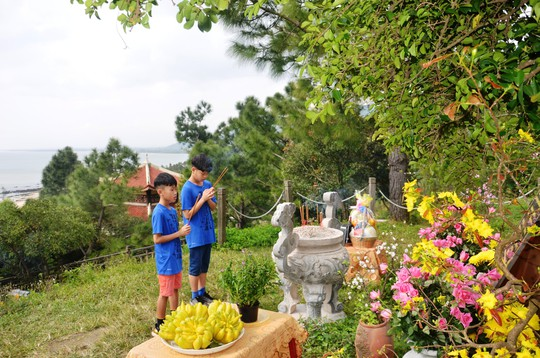 Về Vũng Chùa - Đảo Yến cùng ăn Tết với Đại tướng Võ Nguyên Giáp - Ảnh 6.