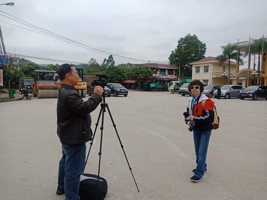 An ninh thắt chặt, hàng chục phóng viên quốc tế có mặt tại Ga Đồng Đăng trước hội nghị Thượng đỉnh - Ảnh 16.