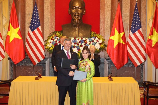 Thượng đỉnh Mỹ-Triều: Vietjet ký 2 hợp đồng tổng trị giá 18 tỉ USD - Ảnh 2.