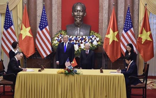 Thượng đỉnh Mỹ-Triều: Vietjet ký 2 hợp đồng tổng trị giá 18 tỉ USD - Ảnh 3.