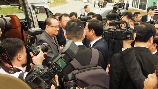 3 phó chủ tịch Đảng Lao động Triều Tiên thăm vịnh Hạ Long - Ảnh 7.