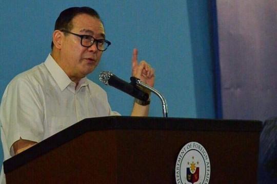 Nội bộ Philippines lủng củng vì biển Đông - Ảnh 1.