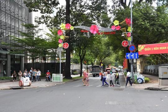 Người dân TP HCM chộn rộn đón Xuân - Ảnh 5.