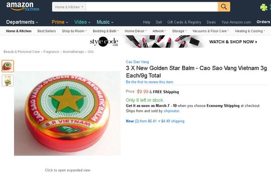 Amazon, Alibaba tranh nhau lôi kéo doanh nghiệp Việt xuất khẩu trực tuyến - Ảnh 1.