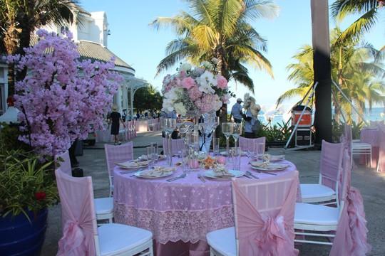 Lộng lẫy lễ cưới chính thức của tỉ phú Ấn Độ tại Phú Quốc - Ảnh 2.