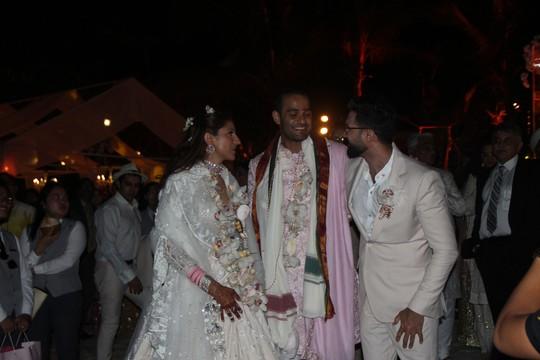 Lộng lẫy lễ cưới chính thức của tỉ phú Ấn Độ tại Phú Quốc - Ảnh 12.