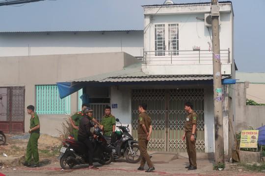 TP HCM: Công an đang lấy lời khai nam thanh niên nghi ngáo đá sát hại 4 người - Ảnh 1.