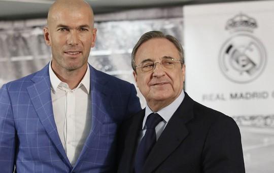 Zidane: Nhận ngân sách tỉ bảng, mơ tái thiết Real Madrid - Ảnh 3.