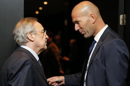 Zidane: Nhận ngân sách tỉ bảng, mơ tái thiết Real Madrid - Ảnh 2.