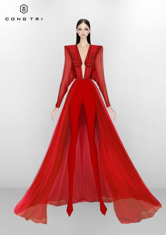 Rita Ora chọn trang phục Việt Nam cho tour diễn Phoenix - Ảnh 3.