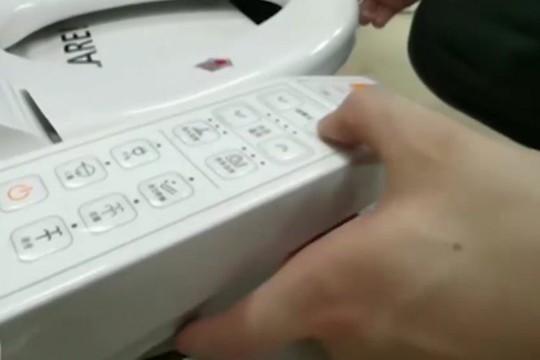 Trung Quốc: Rủi ro điện giật vì bồn cầu thông minh kém chất lượng - Ảnh 2.