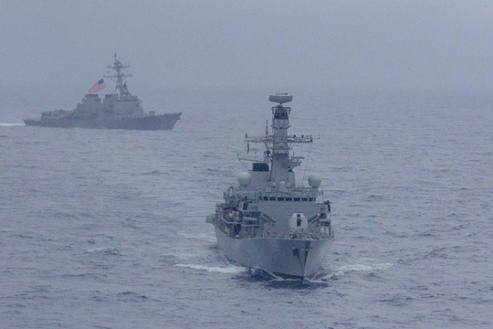 Châu Âu tăng cường hoạt động ngăn Trung Quốc - Ảnh 1.