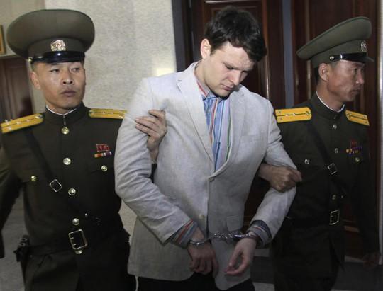 Ông Trump bắt Triều Tiên chịu trách nhiệm cái chết của sinh viên Mỹ - Ảnh 1.