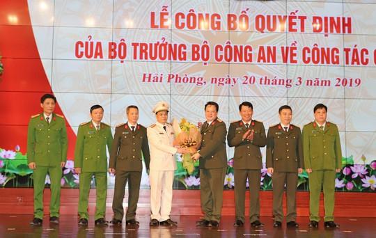 Tướng Đỗ Hữu Ca nghỉ hưu, Hải Phòng có tân giám đốc công an 47 tuổi - Ảnh 2.