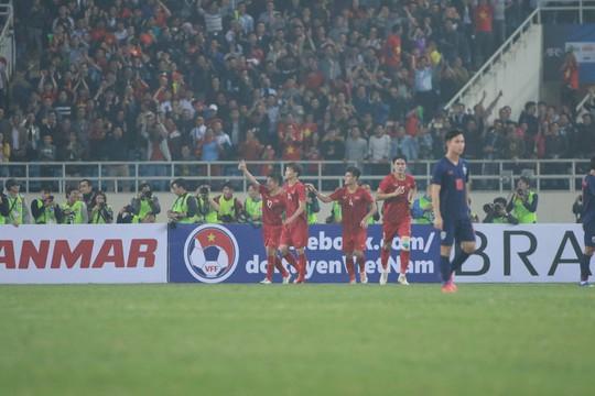 Hạ U23 Thái Lan 4-0, U23 Việt Nam trở lại VCK trẻ châu lục - Ảnh 2.