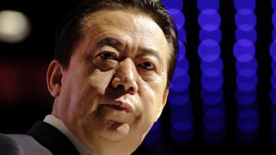 """Trung Quốc khai trừ Đảng """"sếp"""" Interpol vì tham nhũng - Ảnh 1."""
