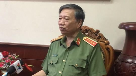 Bộ trưởng Bộ Công an: Không để Việt Nam là điểm trung chuyển ma túy - Ảnh 1.