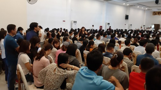 Vụ hàng ngàn người dân đòi sổ đỏ: Đề nghị giữ ngyên phê duyệt quy hoạch 1:500  - Ảnh 1.