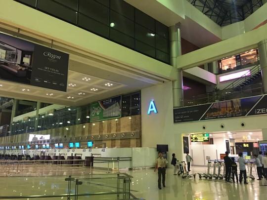 Sân bay Nội Bài như thế nào khi tắt điện vào Giờ trái đất? - Ảnh 3.