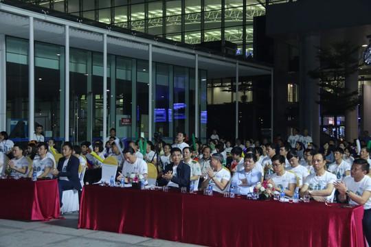 Sân bay Nội Bài như thế nào khi tắt điện vào Giờ trái đất? - Ảnh 7.