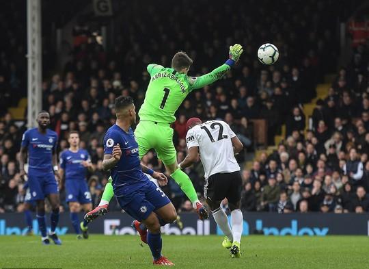 Liverpool mất thắng vì Salah, Chelsea hồi sinh với phản đồ Kepa - Ảnh 7.