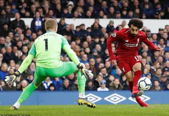 Liverpool mất thắng vì Salah, Chelsea hồi sinh với phản đồ Kepa - Ảnh 4.