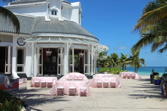 Cận cảnh địa điểm tổ chức đám cưới của tỉ phú Ấn Độ tại đảo Phú Quốc - Ảnh 3.