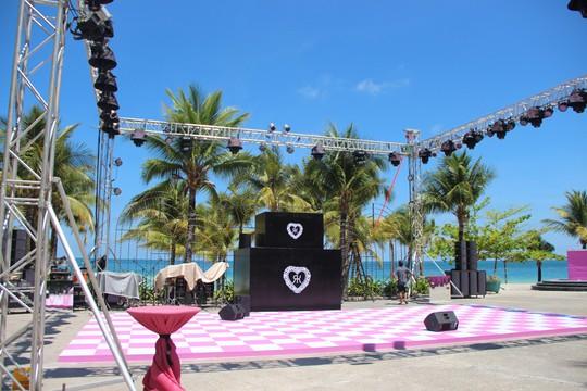 Cận cảnh địa điểm tổ chức đám cưới của tỉ phú Ấn Độ tại đảo Phú Quốc - Ảnh 5.