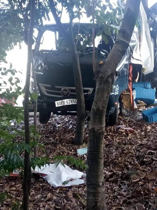 Xe khách và xe tải tông thẳng vào nhau, 40 hành khách kêu la thảm thiết - Ảnh 3.