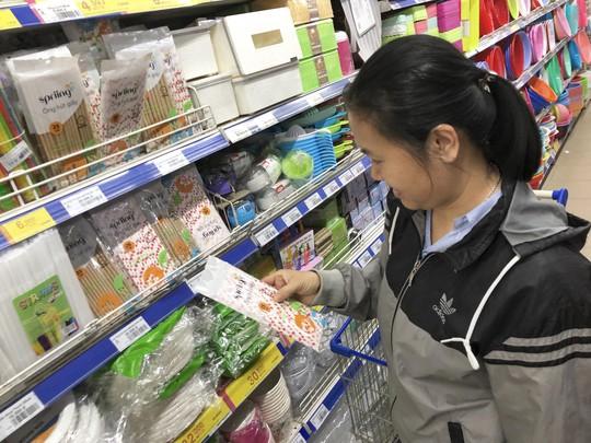Saigon Co.op ngừng kinh doanh ống hút nhựa - Ảnh 1.