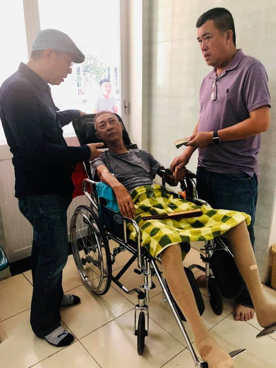 Kỳ nữ Kim Cương động viên nghệ sĩ Lê Bình điều trị ung thư theo liệu pháp mới - Ảnh 2.