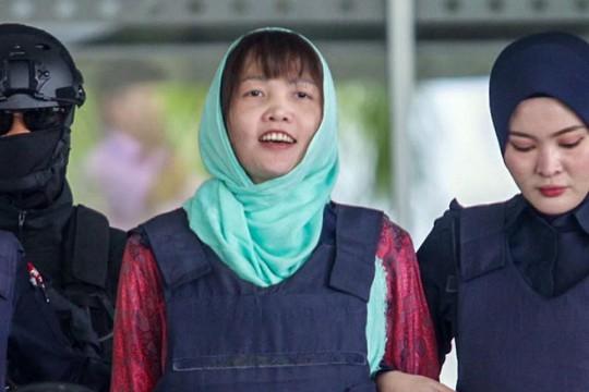 Đoàn Thị Hương sẽ được Malaysia trả tự do vào ngày 3-5 - Ảnh 1.