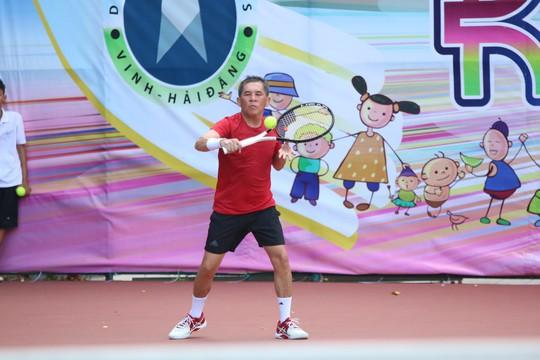 """Quyên góp 160 triệu đồng từ Giải Tennis từ thiện """"Kind is Kool"""" mở rộng - Ảnh 4."""