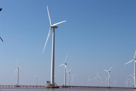 Tin vui cho miền Tây khi Bạc Liêu có thêm nhà máy điện gió thứ 2 - Ảnh 2.
