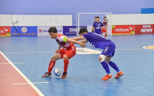 Khởi đầu kịch tính và hấp dẫn cho futsal Việt Nam - Ảnh 2.