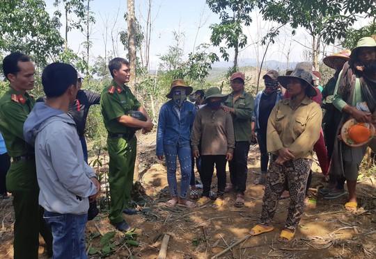 Khởi tố vụ án phá rừng trồng của doanh nghiệp - Ảnh 1.