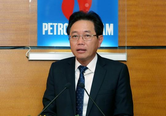 Tổng Giám đốc PVN Nguyễn Vũ Trường Sơn được chấp thuận cho thôi chức - Ảnh 1.